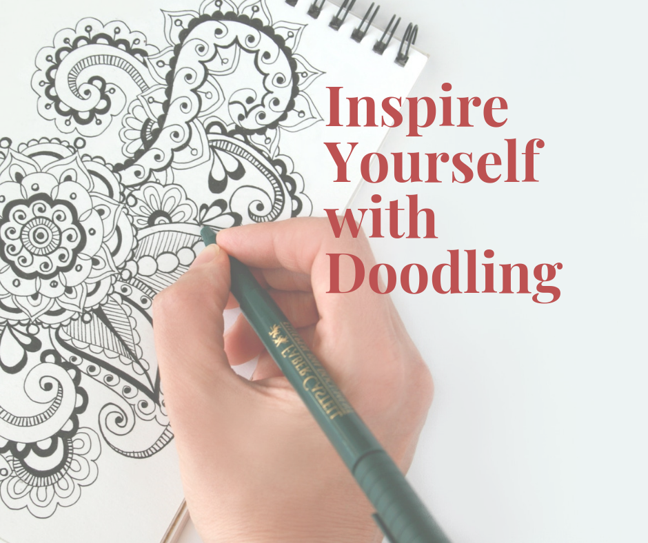 Inspire Yourself with Doodling
