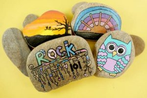 Picture via https://rockpainting101.com