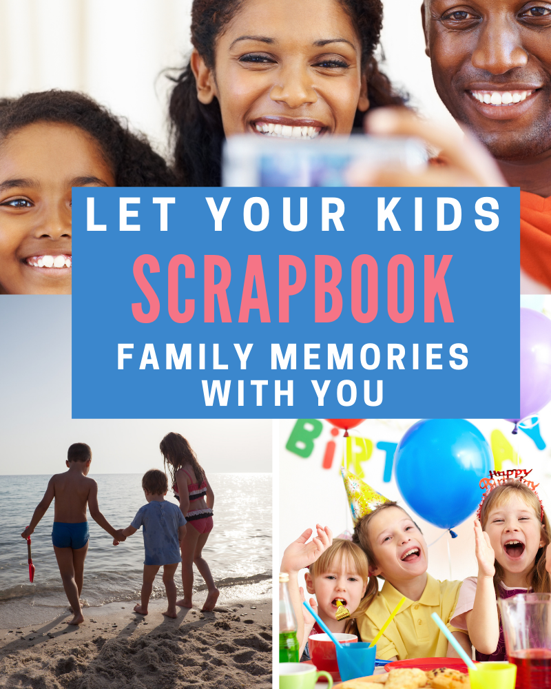 Scrapbooking – As A Fun Family Project