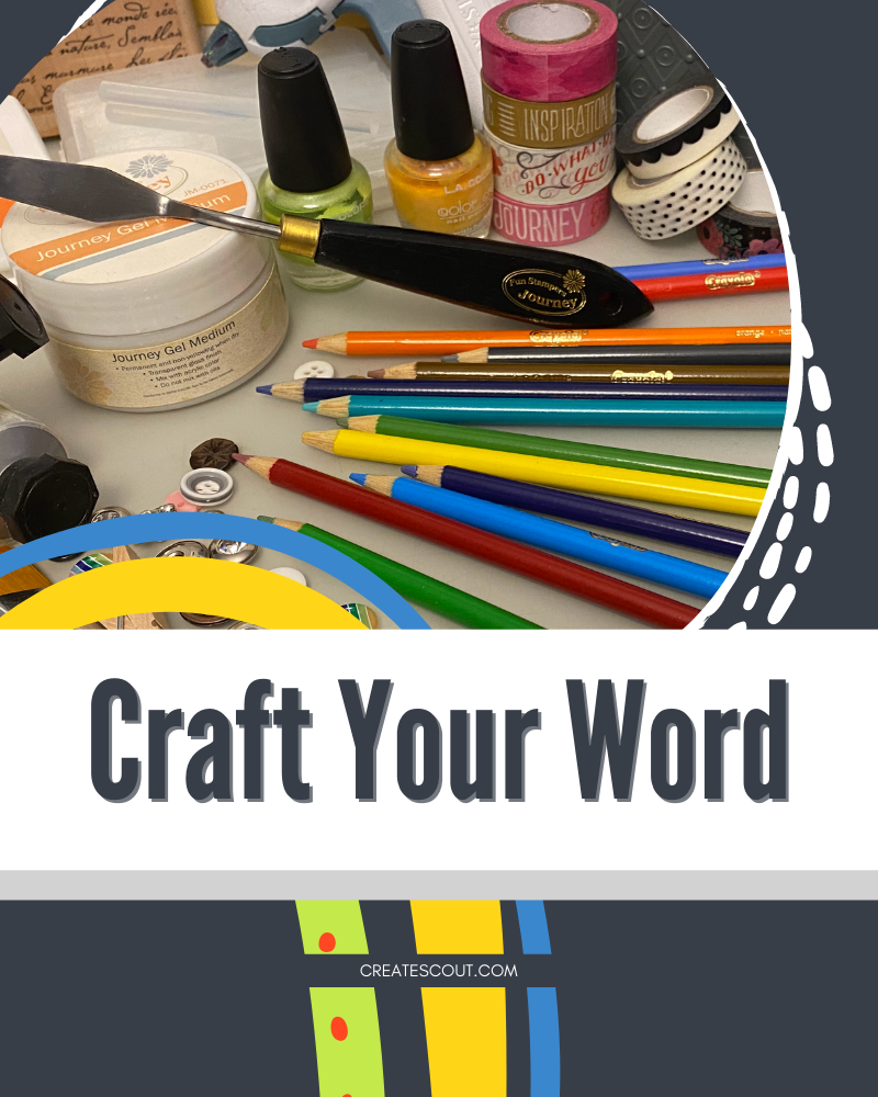 Welcome To The Craft Your Word Workshop