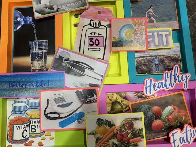 Create Your Own Personal Vision Board