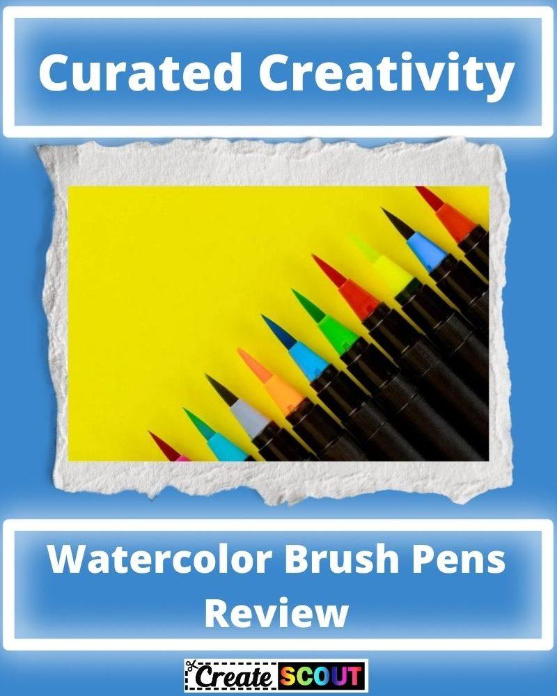 Best Watercolor Brush Pens – Review 2021